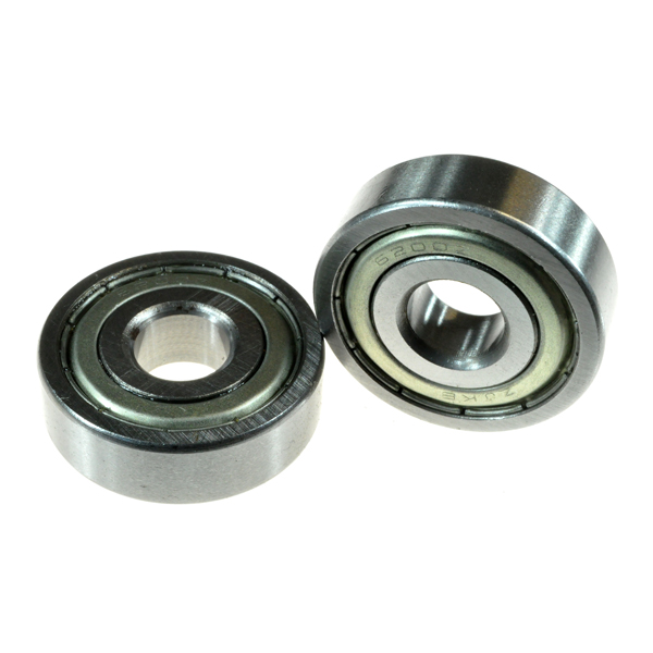 6200ZZ (6200Z) Shielded Scooter Wheel Bearings