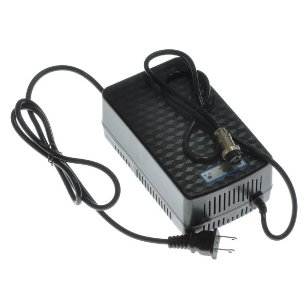 60 Volt 1.8 Amp 3-Prong Battery Charger (Standard)