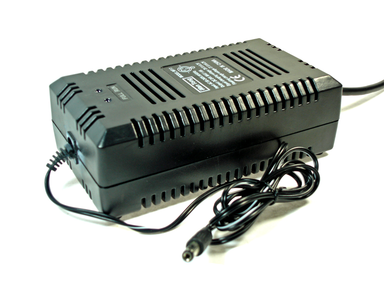 24 Volt 1.6 Amp 2.1mm ID Coaxial Battery Charger (Standard)