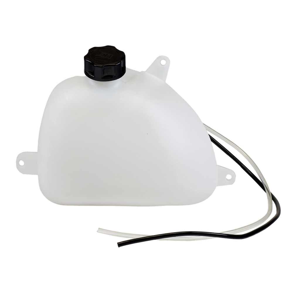 Fuel Tank with Cap & Three Mounting Tabs