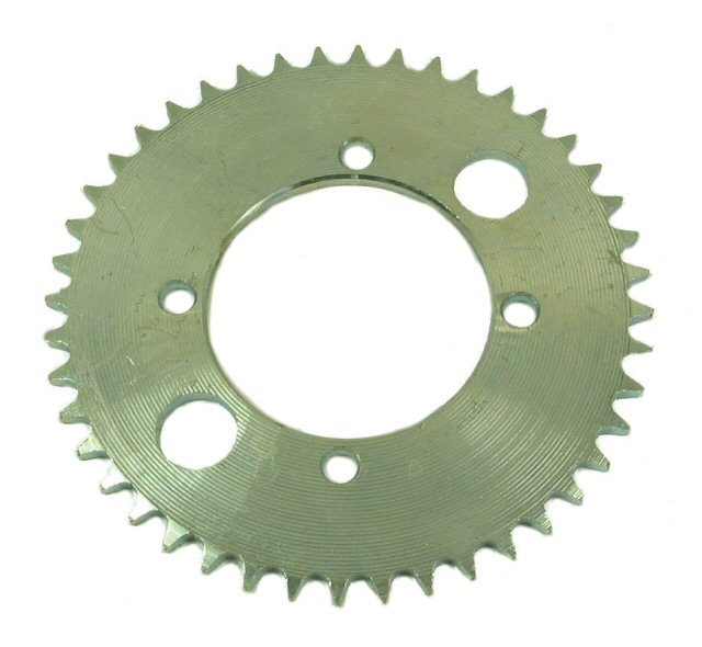 #25 Chain Sprocket - 55 Tooth - 2-9/16