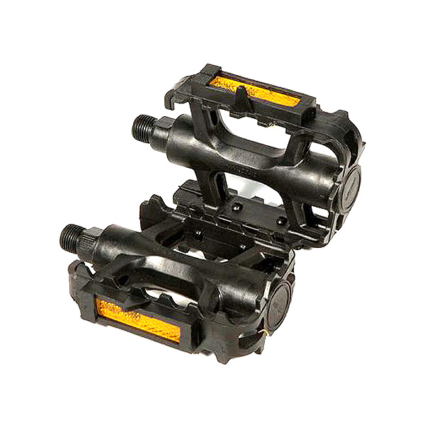 Mountain Bike Style Pedals for  Electric Bicycles (Set of 2)