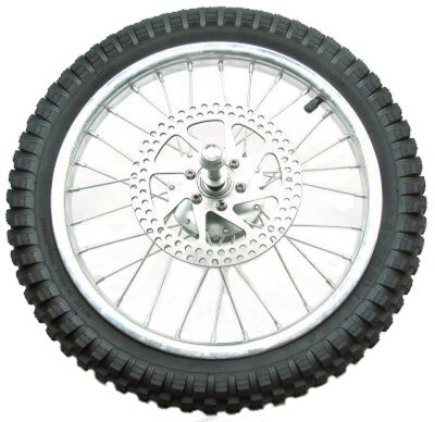 Front Wheel for Razor® Dirt Rocket MX500 and MX650 Electric Dirt Bikes